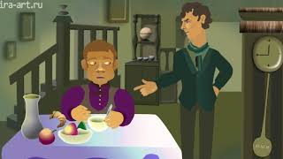 Шерлок и Ватсон мультик