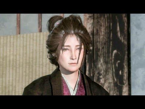 Sekiro - Emma, the Gental Blade NG+7 (No Hud / No Damage)