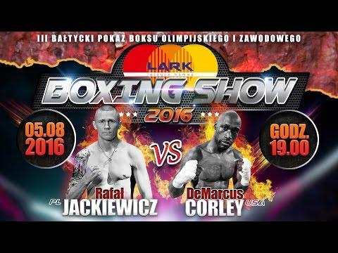 Lark Boxing Night 2016 Darłówko