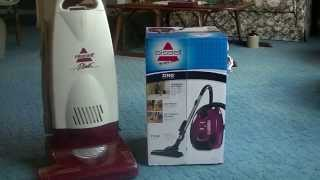 Unboxing the Bissell Zing and quick review