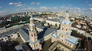 Звон Петропавловского собора Казани.(, 2016-06-23T18:33:51.000Z)