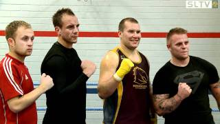 SLTV: Higgins primed for Prizefighter