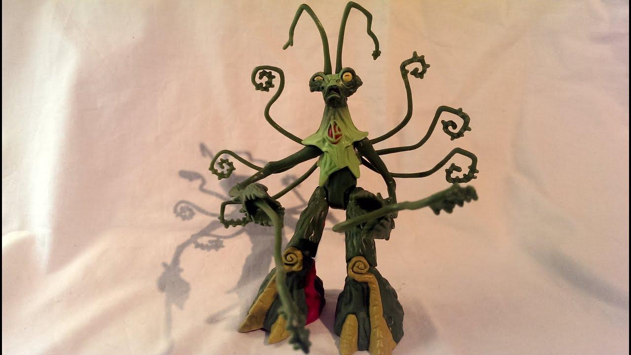 Teenage Mutant Ninja Turtles 2012 Snakeweed Review