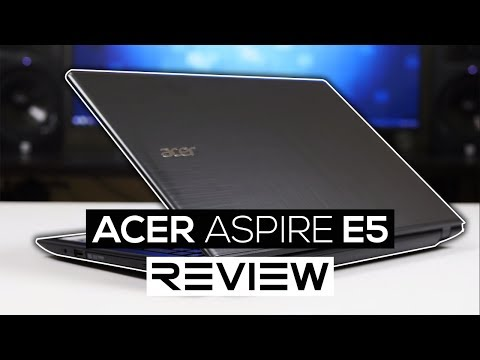 Acer Aspire E5 Review 2017! - Best Gaming Laptop Under $500?