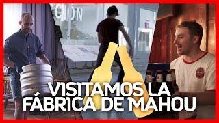 RETOS en la FÁBRICA de MAHOU: ¿Quién es EL CAMPEÓN?🍻