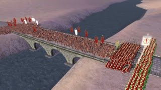 300 spartans vs 3000 romans total war rome