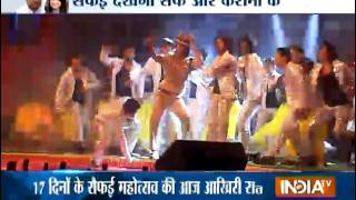#Saifai Mahotsav bollywood in Mulayam saifai village