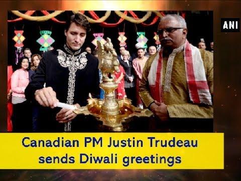 Canadian PM Justin Trudeau sends Diwali greetings - Delhi News