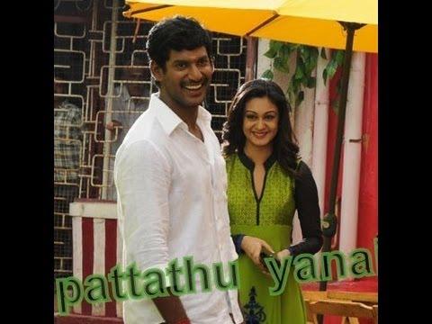 Vishal - pattathu yaanai movie trailer - YouTube  Vishal - pattat...