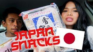 Malaysian Couple Try Snacks From Japan! (BUKAN BESHE BESHE) MP3