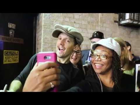 Fan's Review Jason Mraz's First Performance on Broadway!