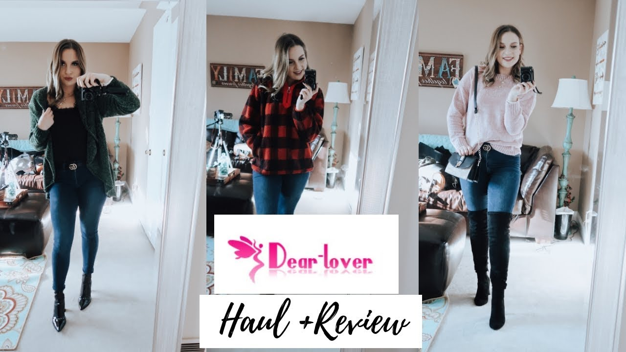 3e9c4a6faa DEAR LOVER (WHOLESALE) TRY ON HAUL AND REVIEW