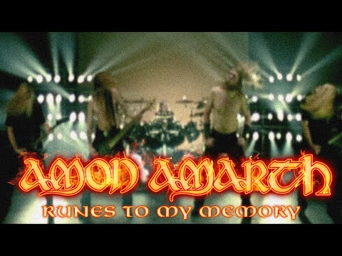 "Amon Amarth ""Runes to my Memory"" (OFFICIAL VIDEO)"