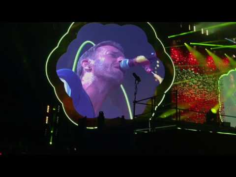 COLDPLAY Gillette Stadium 2017 FRONT SEATS