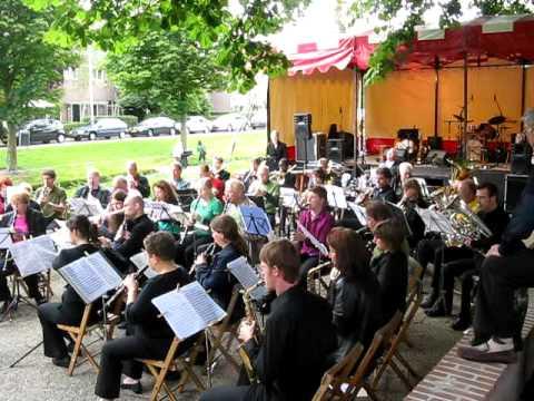 New Baroque Suite - Rotterdams Symfonisch Blaasorkest