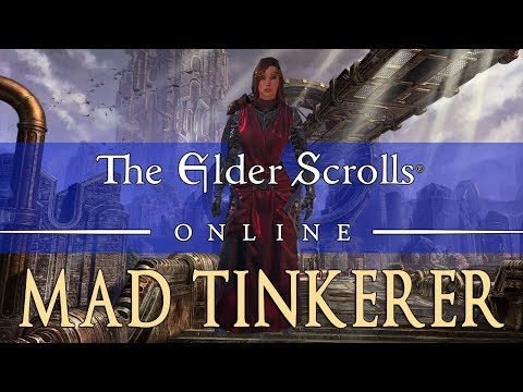 Mad Tinkerer Set Build Guide  Elder Scrolls Online
