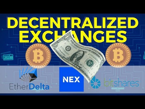 The Case For Decentralized Cryptocurrency Exchanges In The Real World? Is There A Future?