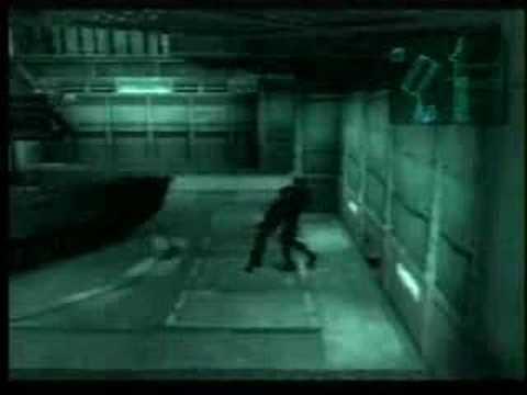 Metal Gear Solid 1998 Trailer