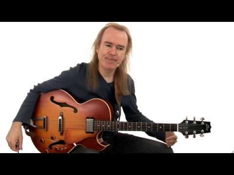 Download Jazz Guitar Lesson - #18 Pentatonics for G7 - David Becker