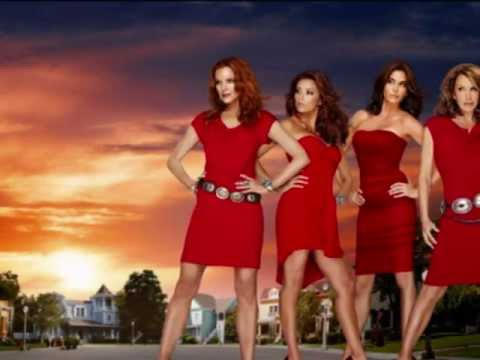 Danny Elfman - Wisteria Lane Song ( Desperate housewives )