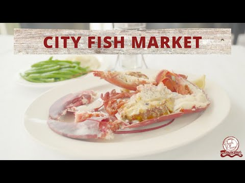 City Fish Market | Check, Please! South Florida