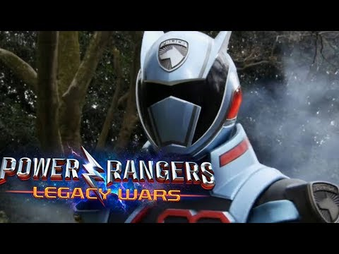 Shadow Ranger vs Online Matches - Power Rangers Legacy Wars