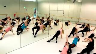 www.cueneyt.com Jazz Dance Beginners Class with Cüneyt