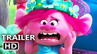 TROLLS 2 Trailer # 2 (NEW 2020) Trolls World Tour, Animation Movie HD