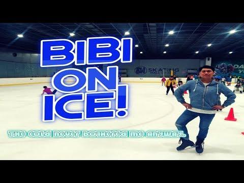 Ice Skating Mall of Asia Vlog 004 | Ryan BiBi Vlogs