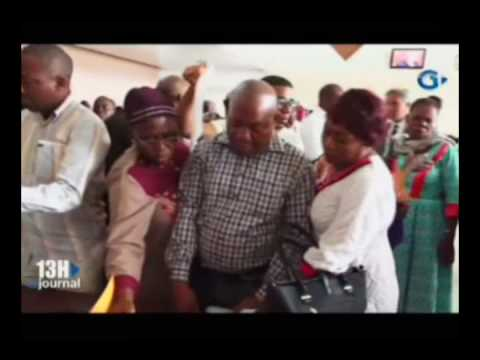 Les agents de Gabon TV et de radio Gabon ont touché leurs soldes de juillet 2017 mis sur bon de cai