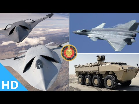 Indian Defence Updates : New MWF & AMCA Facility,Tempest By 2030,J-20 Touchscreen Tech,NSG Dashed