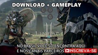 Exclusivo - LINEAGE II: REVOLUTION APK DOWNLOAD [NÃO TEM NO BRASIL AINDA]