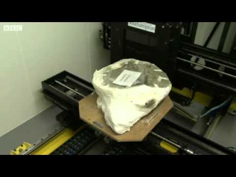 The scanning technology revolutionising archaeology.