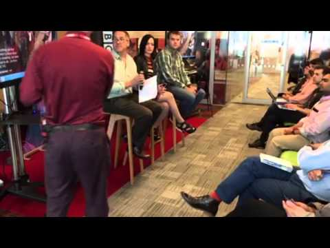 Live-streaming video from a mobile - a BBC Fusion session
