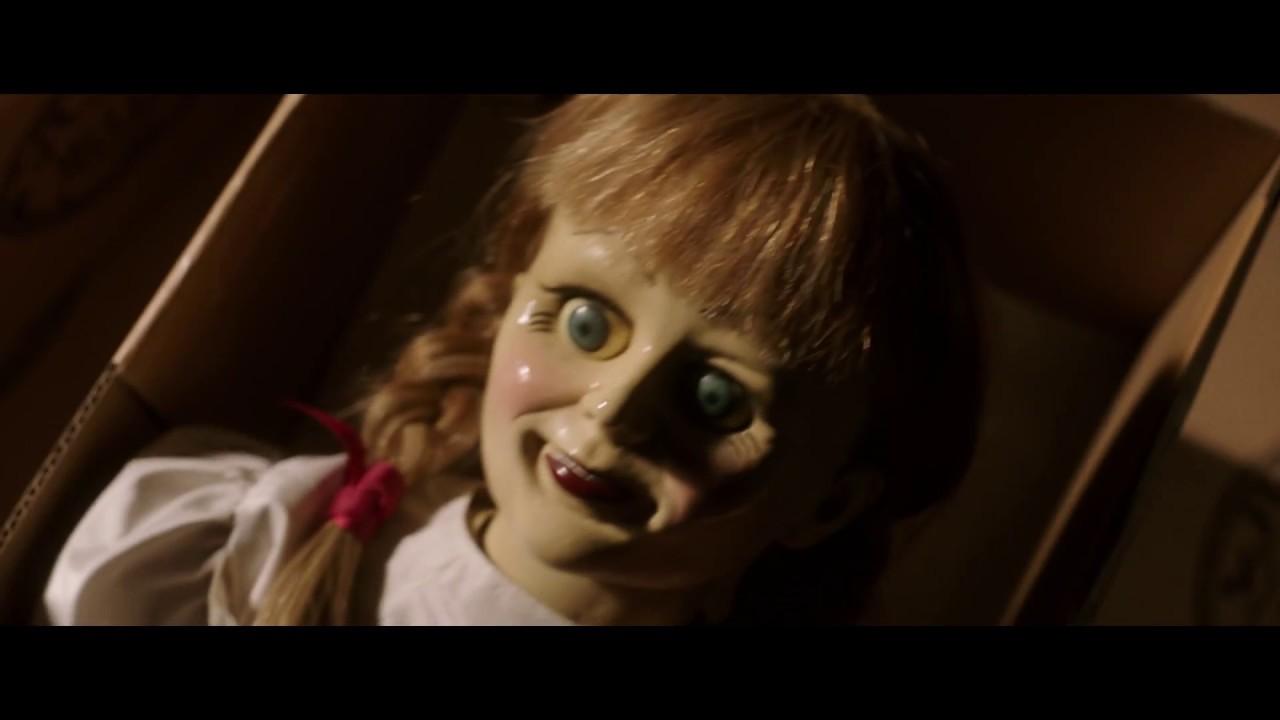 ANNABELLE: CREATION - New Trailer Tomorrow