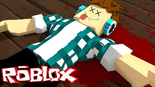 Roblox - O AUTHENTIC MORREU !! (Roblox Murder Mystery 2)