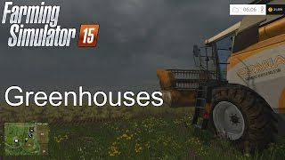 Farming Simulator '15 Tutorial: Greenhouses
