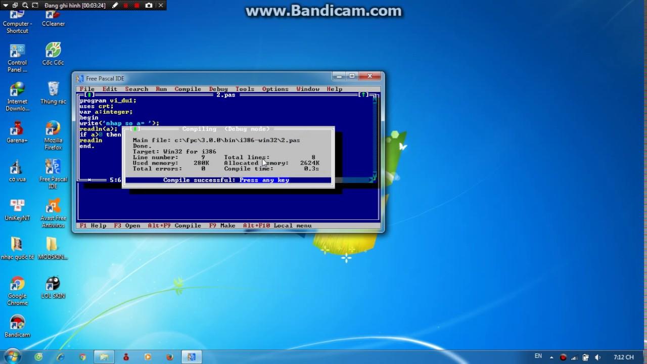 Download hướng dẫn sử dụng pascan