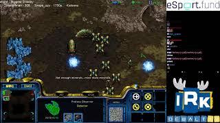 Dewalt stream! StarCraft! 18.01.2020.