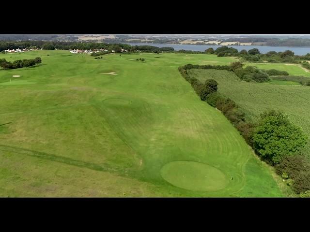 Hul 13 • Aabenraa Golfklub