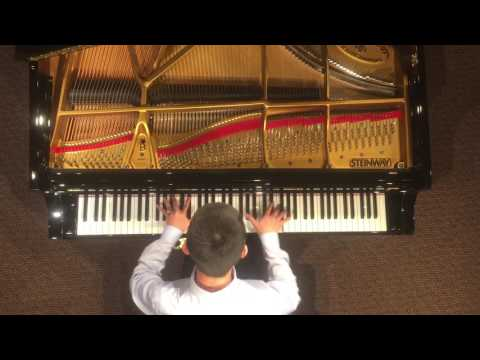 Schmitt Music Piano Competition 2017 Advanced Competitive Recital Highlights