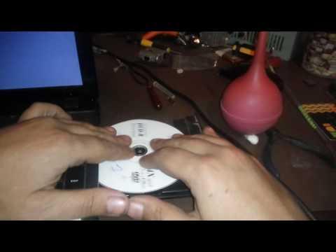 DVD привод не читает ? Попробуй исправить этим методом!