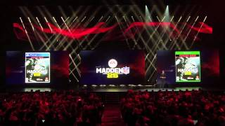 Madden NFL 25- E3 Press Conference