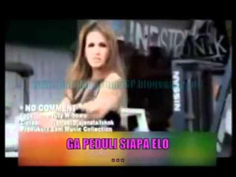 NO COMMENT + LIRIK TUTY WIBOWO   YouTube