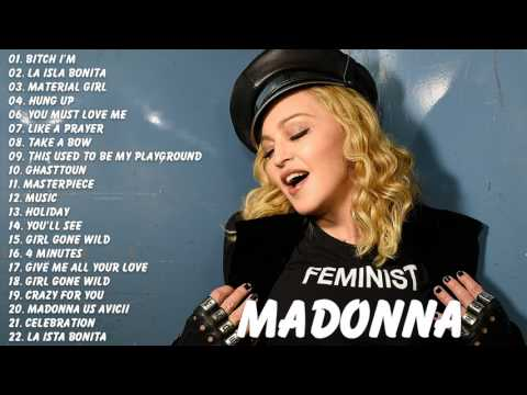 Madonna : Madonna Greatest Hits Full Album Live | Best Songs Of Madonna