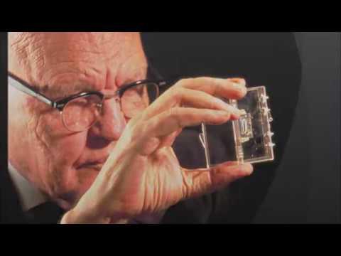 Reseña Biográfica JACK KILBY Padre del Microchip