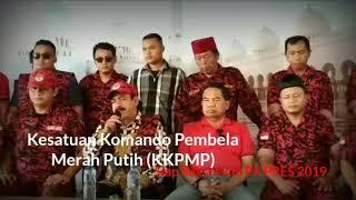 Markas Besar Kkpmp Jawa Barat siap mengsukseskan jalan Pilpres 2019