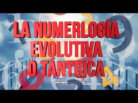 Numerología Evolutiva o Tántrica - YouTube
