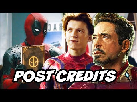 Once Upon A Deadpool New Post Credit Scene – Avengers Marvel Easter Eggs and Jokes