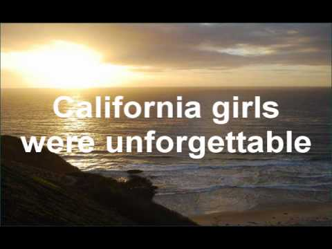 California Girls - Katy Perry With Lyrics